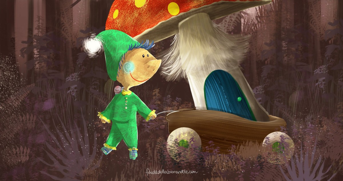"""Stira per bambini """"Sei un genio"""" su Favoledellabuonanotte.com"""