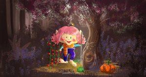 """Storia per bambini """"Greta e il grande albero"""" su Favoledellabuonanotte.com"""