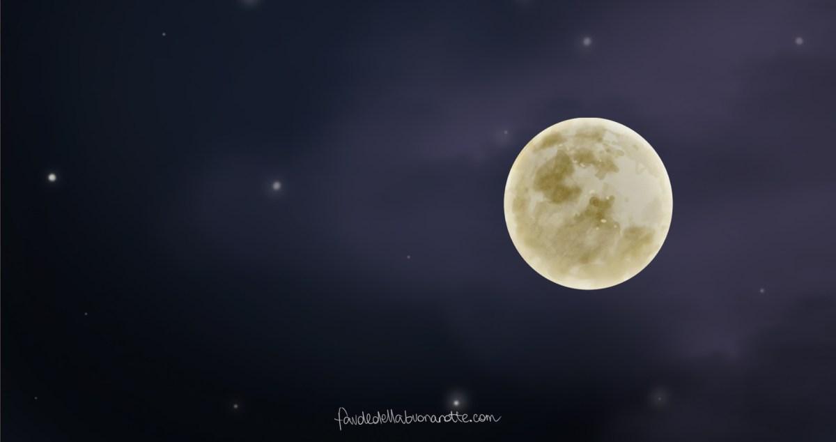 La luna di Favoledellabuonotte.com