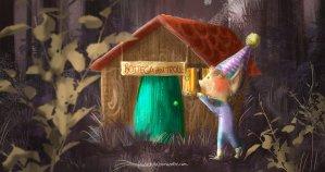 """Storia per bambini """"Il burbero"""" su Favoledellabuonanotte.com"""